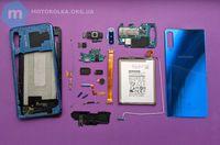 Детали запчасти Samsung Galaxy A7 (2018) a750f разборка