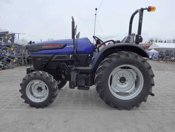 Ciągnik Farmtrac 6050 DTc V 49 KM traktor rolniczy komunalny