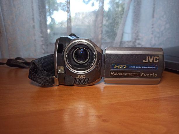 Видеокамера JVC gz-mg134er