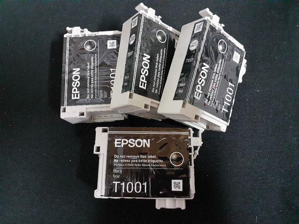 Tinteiros EPSON T1001 Black XXL