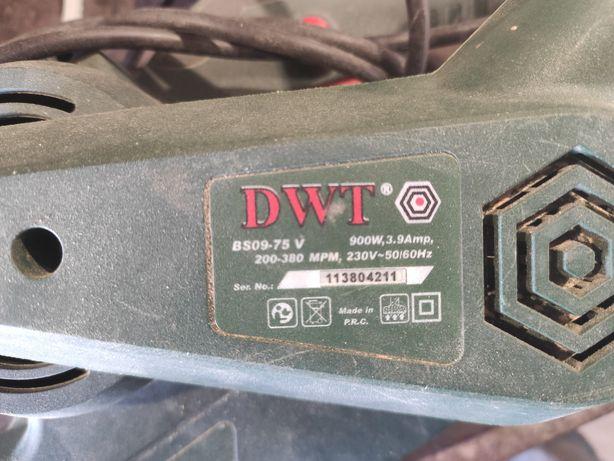 Шлифовальная машинка DVT