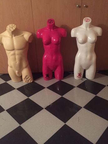 Bustos  de lengerie 2-femeninos Passionata  1-masculino 50€ cada