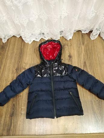 Курточка зимова на хлопчика!