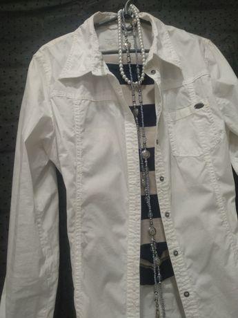 Пляжная рубашка р 48