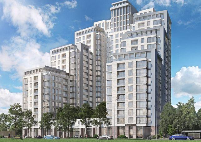 БЕЗ КОМИССИИ! Продажа 2к видовой квартиры в ЖК Crystal Park Tower!