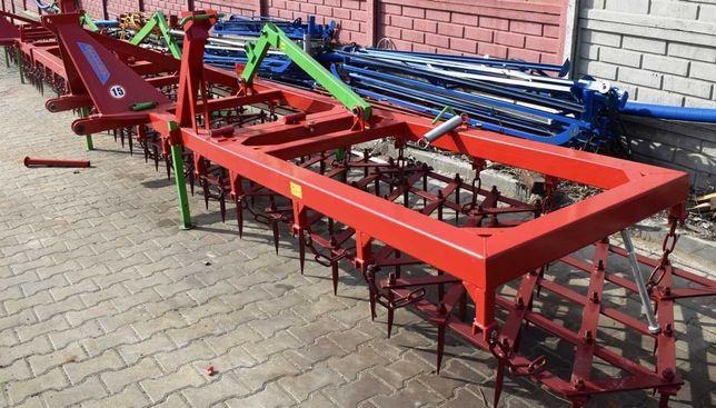 Brony 5 polowe rama 100x100 hydrauliczne składane hydraulicznie fi 20