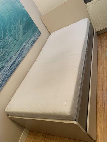 Łóżko Vox kolekcja mlodziezowa 2piR z materacem 200x90