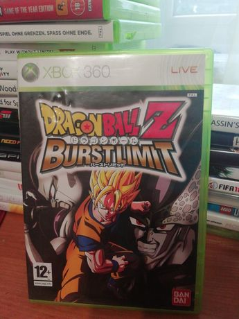 Xbox360 dragon Ball burstlimit burst limiot