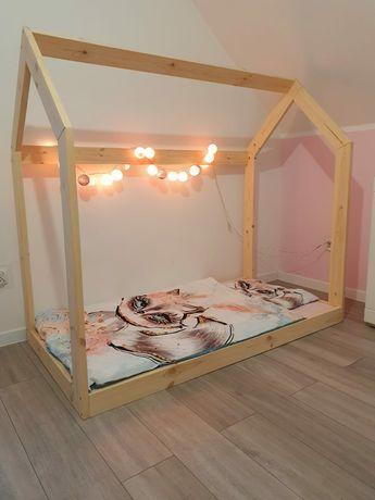 Łóżko Domek Just.