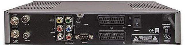 Dekoder Tuner FERGUSON FX-6600 UCI (2CR)