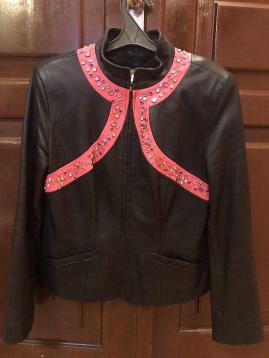 Шкіряна куртка Львов - изображение 1