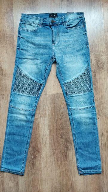 Spodnie jeansowe skinny Reserved (30)
