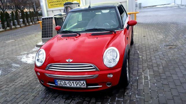 Mini Cooper (Cabrio) 2008r