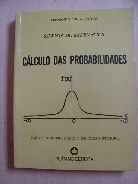 Cálculo das Probabilidades de Fernando Borja Santos
