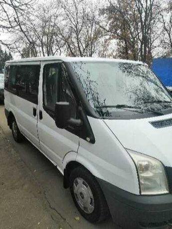 Пассажирские перевозки из Краматорска. Заказать микроавтобус, - 8мест.