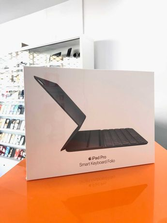 """Teclado Smart Keyboard Folio Apple iPad Pro 11"""" Português PT NOVO"""