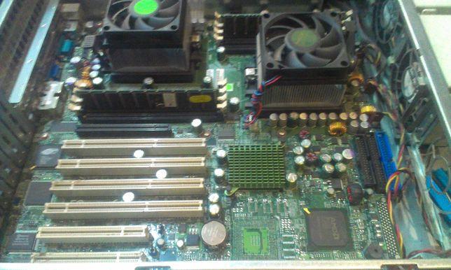 Серверная мат.плата +процесоры +ОЗУ