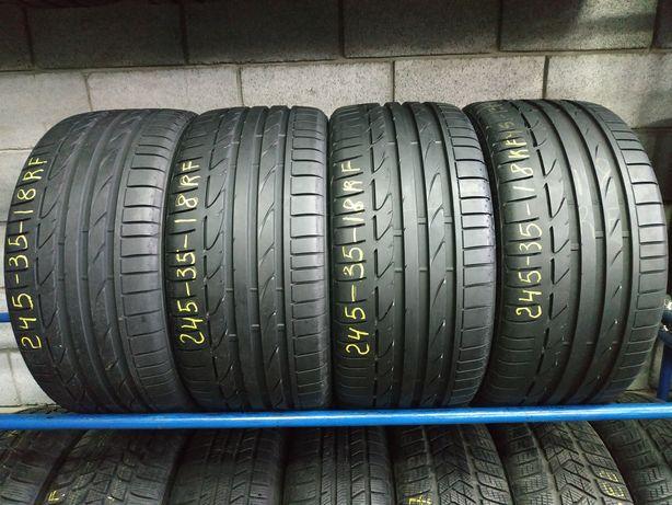 Літні шини 245/35 R18 (RF) BRIDGESTONE