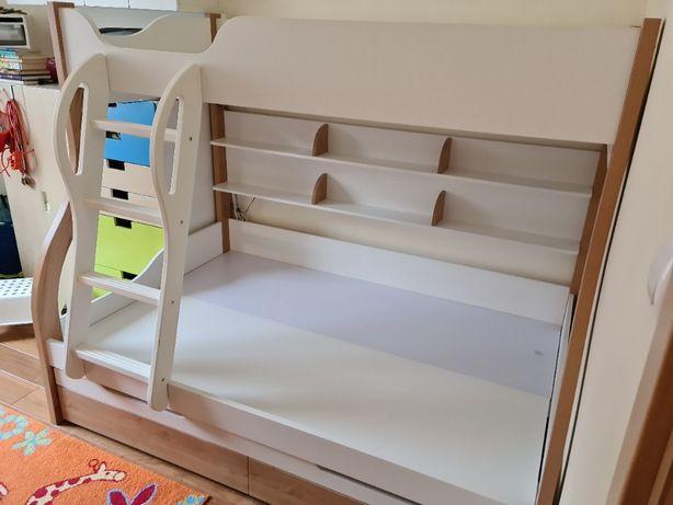 Łóżko piętrowe Rarytas
