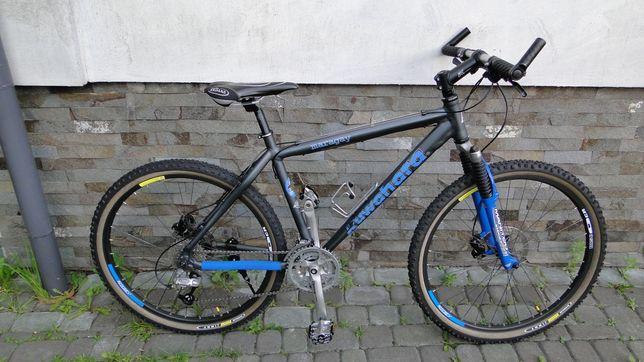 Велосипед Kuwahara Maragay 26'' все Deore стан Нового Japan Гідравліка