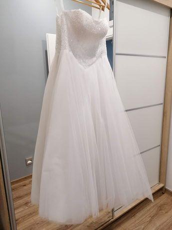 Suknia ślubna Princessa roz 36/38 POLECAM