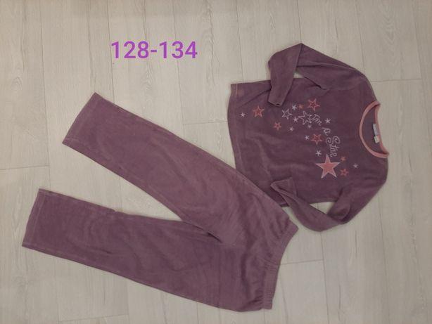Piżamka dziewczęca 128-134