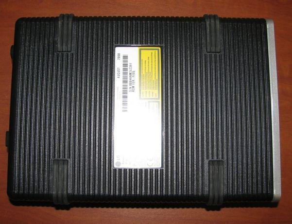 Внешний привод LG External Super Multi DVD Rewriter GE20
