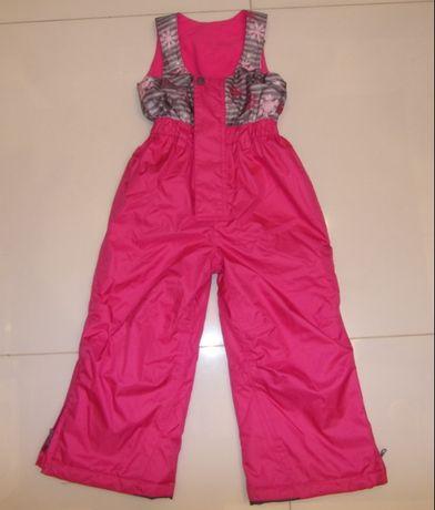 Spodnie narciarskie dla dziewczynki 98 cm