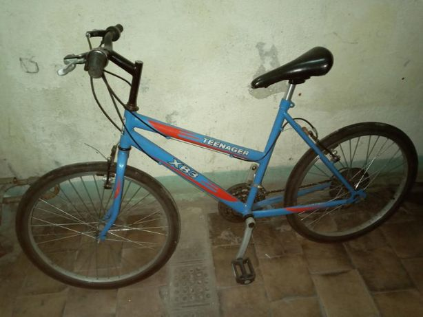 Велосипед подростковый со скоростями ХВЗ