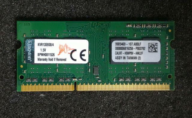 Модуль памяти для ноутбука 4gb ddr3