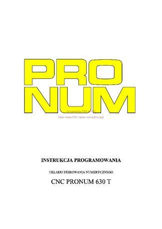 Instrukcja programowania CNC