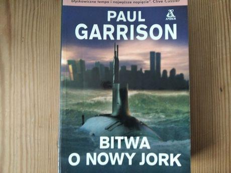 Paul Harrison Bitwa o Nowy Jork
