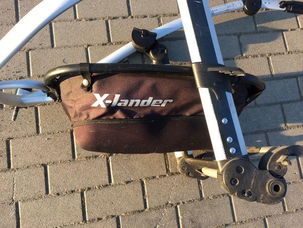 Xlander x lander XQ kosz koszyk na zakupy