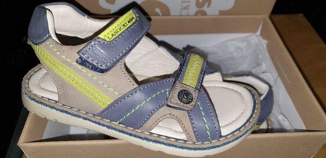 Buty dziecięce sandały Lasocki 26 NOWE