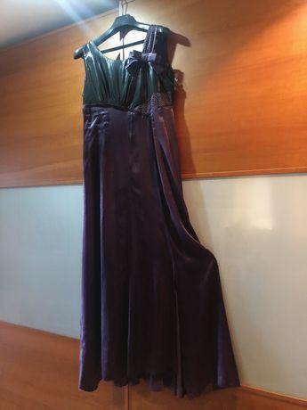 Vestido de cerimónia com racha na perna, ANA SOUSA