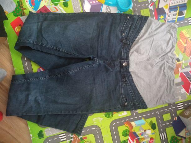 Spodnie ciążowe rozmiar L/38/40 2 pary spodni