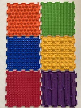 Ортопедичні килимки «Малиш - 6, #2»