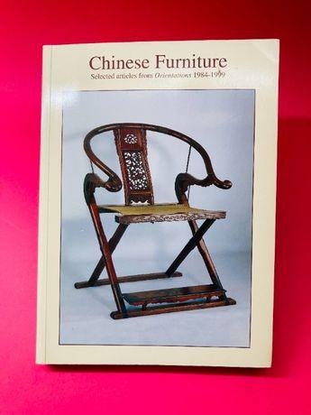 Chinese Furniture - Autores Vários - RARO