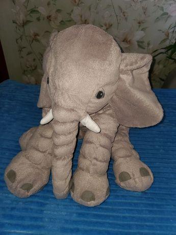 Подушка  игрушка слон