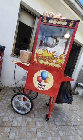 Maquina de pipocas/ aluguer de eventos