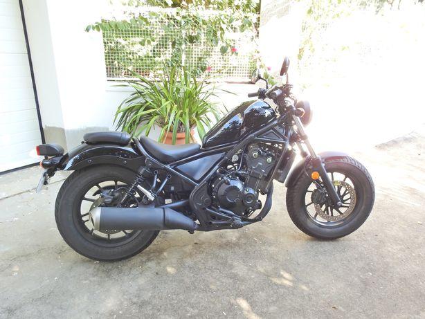 Honda Rebel - 500 cc