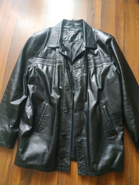 Продам отличную кожаную куртку Diplomat