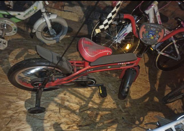 NOWY rowerek dziecięcy Italia FR16, koła 16 cali