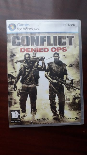 Jogo PC - Conflict Denied Ops