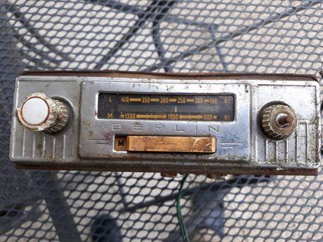 Radio samochodowe Berlin