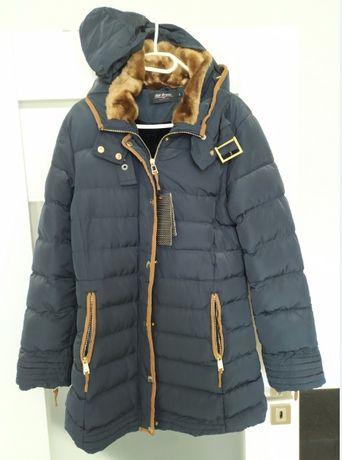 Nowa kurta zimowa damska L