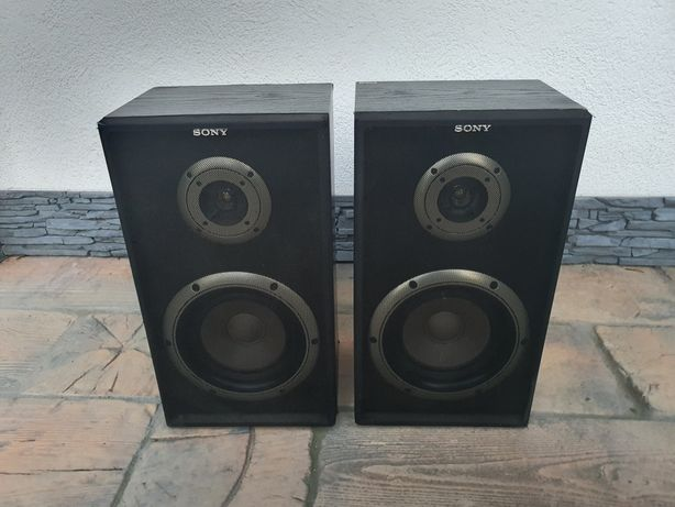 Kolumny SONY made in Germany