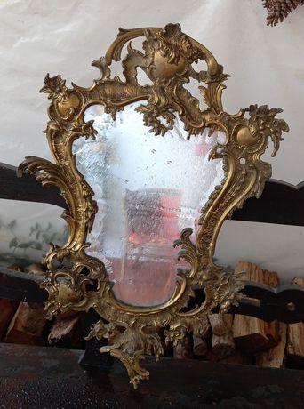 Espelho bronzeado