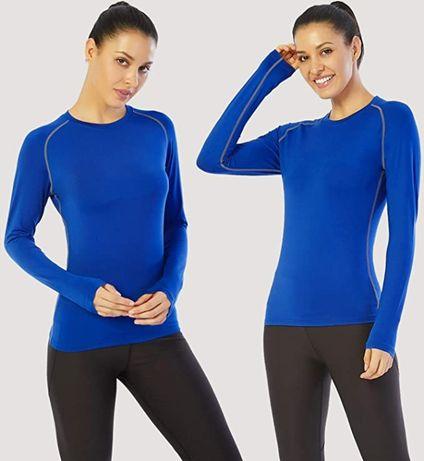 Рашгард женский,компресійна футболка жіноча,компрессионная женская