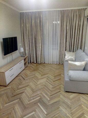 Сдам 2-комнатную с ремонтом возле метро Дорогожичи